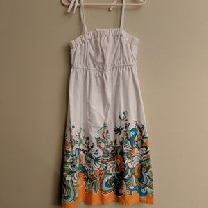 Mossimo Colorful Summer Dress